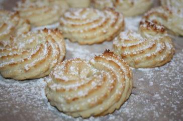 Italian Style Blood Orange Cookies